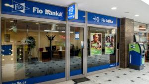 FIO banka банк